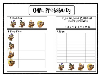 Owl Probability and Addition Fun