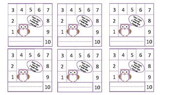 Owl Punch Cards