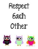 Owl Rules