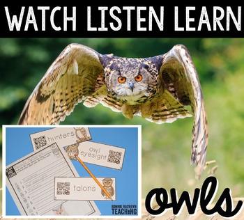 Owl: Watch, Listen, Learn