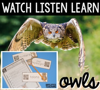 Owl: Watch, Listen, Learn