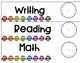 Owl Schedule Cards and Classroom Labels