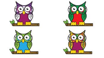 Owl Sight Words