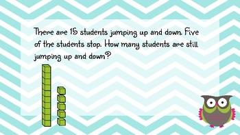 Owl Slides, Subtraction Stories