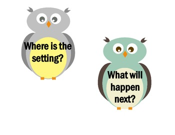 Owl Story Elements