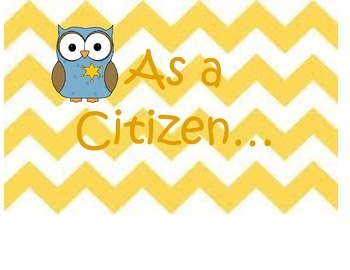 Owl Student Expectations Anchor Posters