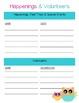 Owl Teacher planner/binder