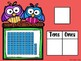 Owl Tens and Ones (Great for Google Classroom!)