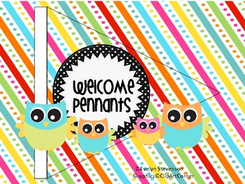 Owl That Welcome Pennants