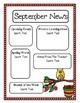 Editable Newsletter Template Owl Theme