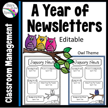 #easterbunny Newsletter Template