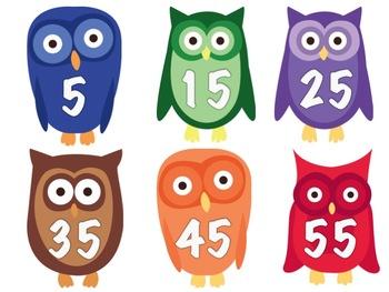 Owl Theme AR Point Tracker
