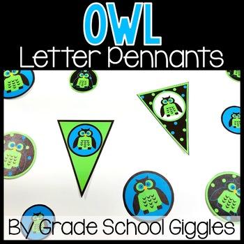 Owl Bulletin Board Banners