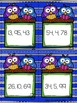 Sequencing Numbers Task Cards