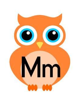 Owl Theme Classroom Decor Pack cute