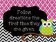 Owl Theme Classroom Management Tools