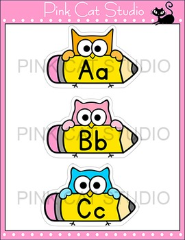 Sight Words Word Wall - Editable Owl Theme Classroom Decor