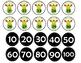 Owl Theme Fluency Data Wall