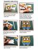 Owl Theme Classroom Mascots