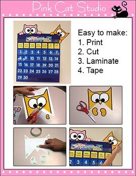 Owl Theme Classroom Decor - Bulletin Boards