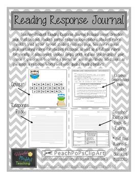Owl Theme Reading Response Journal