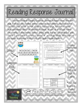 Owl Theme Reading Response Journal