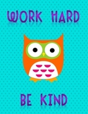 Owl Theme Rules-Simple