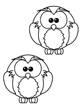 Owl Themed All About Me