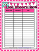 Owl Themed Back to School Parent Forms