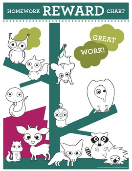 Owl Themed Binder Cover and Student Resources