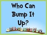 Owl Themed Bump it Up Bulletin Board Set