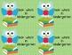 Owl Themed Classroom Bundle