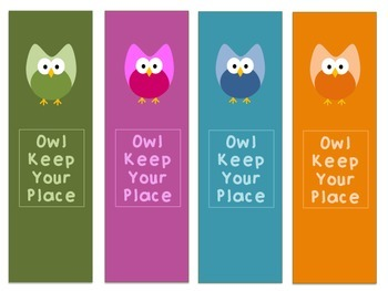 Owl Themed Classroom Kit