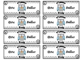 Owl Themed Classroom Money System & Rules