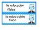 Spanish Elementary, Owl Themed Classroom