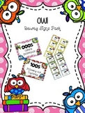 Owl Themed Dewey Signs Pack