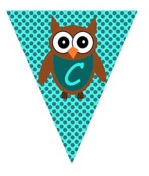 Owl Themed Emergent Reader Cards
