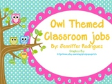Owl Themed-Jobs