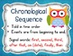 Text Structure: Posters, Graphic Organizers, and Interactive Journal Pages