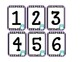 Owl Themed Pocket Chart Calendar Set