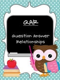 Owl Themed QAR Posters
