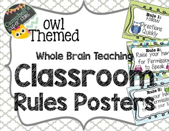 Owl Theme {WBT Rules}