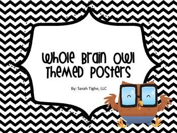 Owl Themed Whole Brain Rules