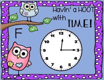 Owl Time Digital Centers