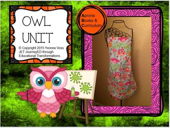 Owl Unit (Literacy and Math Activities)
