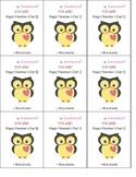 Owl Valentine's Cards
