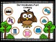 Owl Vocabulary Mats for Speech Therapy