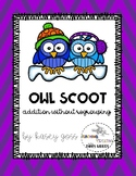 Owl Winter Addition without regrouping SCOOT
