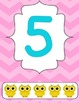 Owl and Chevron Number Posters 0-20