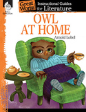 Owl at Home: An Instructional Guide for Literature (Physical book)